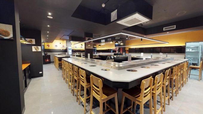 2q hotpot interior