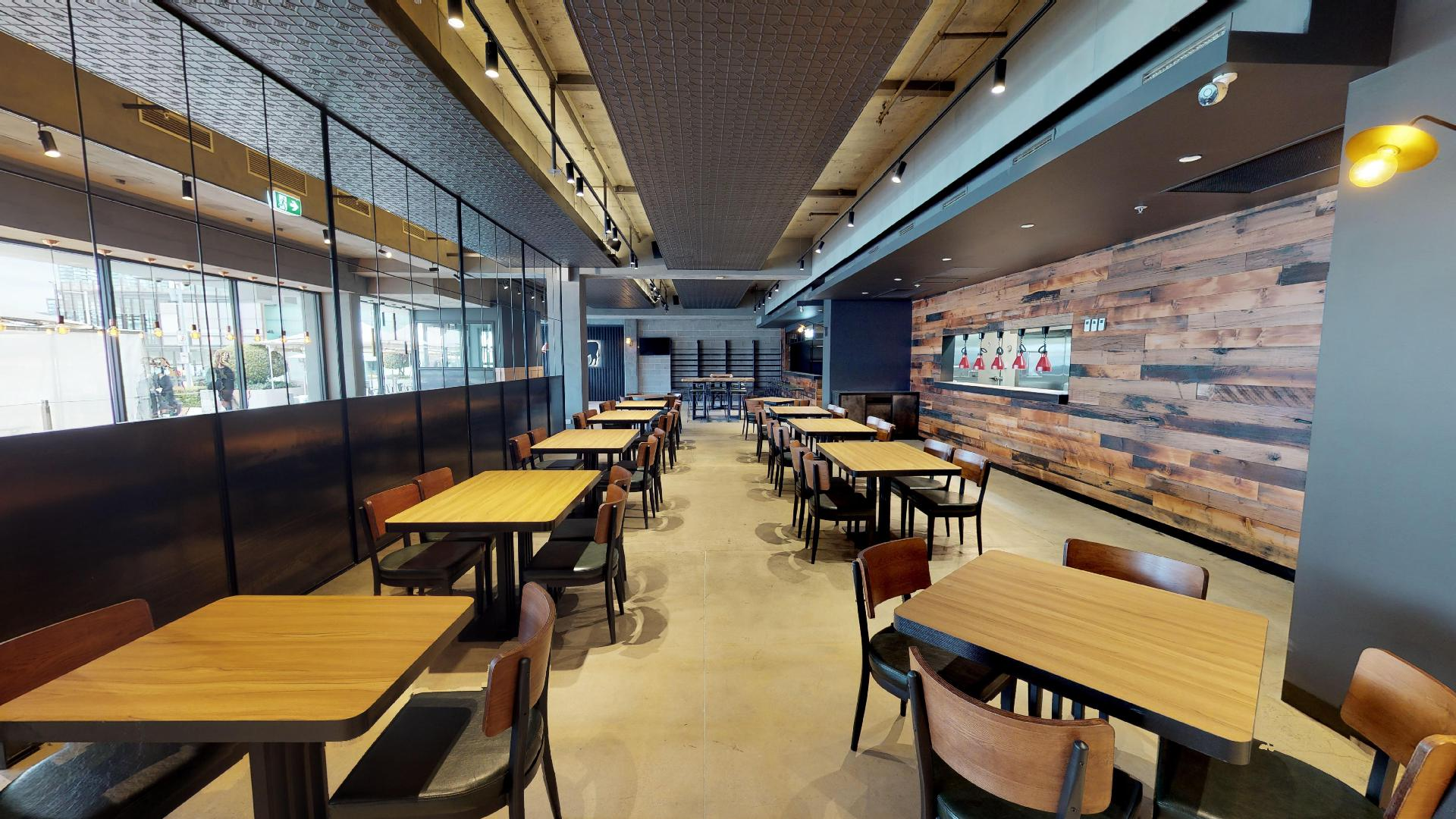 springmont meat wine fitout