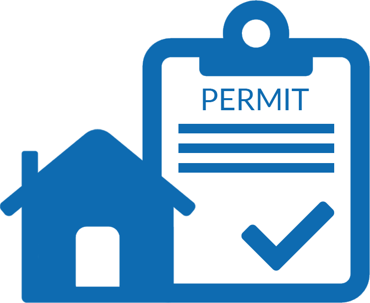 building permit icon